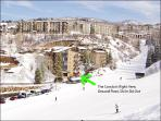 Private Shuttle Service in Ski Season - Ground Floor - Direct Ski Access (5480)