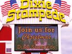 STAY AND SAVE AT DIXIE STAMPEDE CHRISTMAS SHOW (SAVE OVER $7.50 EACH) STAY HERE SAVE HERE