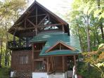Jumoku House Hakuba - Self Contained Chalet
