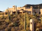 Tucson Luxury Bed and Breakfast - Cactus Flower