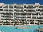 Breathtaking Condo at North Myrtle Beach on the Intracoastal Waterway! One of the Largest pools at the beach