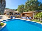 Holiday house in Petra, Majorca for 8 people  with pool - in the heart of the island - ES-1074733-Petra