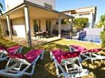 House in the bay of Alcudia for 4 people  with view over the sea and with pool - ES-1074848-Colonia De Sant Pere