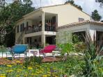 Large holiday house with pool  - FR-730-Nans-les-Pins