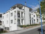 Vacation Apartment in Gohren - 538 sqft, lovely, natural, quiet (# 4529)
