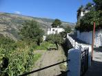 Holiday Rental Flat in La Alpujarra for up to 6