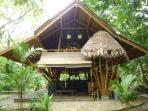 Classy bamboo beach house in the Osa Peninsula