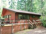 The Cabin- A 10 Minute Walk To The Smith River.