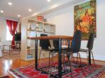 Georgetown / Foggy Bottom- Near Metro - walking Distance to Mall, Museums,  & Kennedy Center
