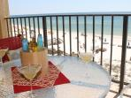 Spectacular 4th Floor View, Right On The Beach!