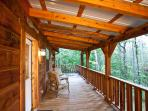 Tellico Cabins 'Angler' Log Cabin With Hot Tub