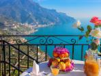 Lemon Garden In Ravello