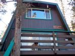 Big Bear Cozy Treehouse Cabin