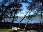 Delightful  Waterfront Holiday Cottage  Port Step