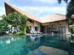 Enjoy a lovely vacation on the exotic island of Bali in holiday accommodation Villa Mari Masuk