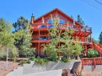 Luxury180 Degree  Mountain View Cabin W Indoor/outdoor Hot Tub - 3rd night free in May, June