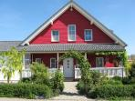 Vacation Apartment in Amtzell - 527 sqft, central, bright, comfortable (# 4631)