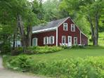 Newly listed rental! Charming mountain farmhouse and breathtaking view