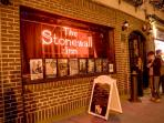 The Stonewall, considered to be the ground zero of the Gay Movement