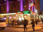 Waverly Diner, one of NYC's classic