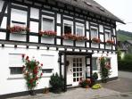 Cozy apartment between Winterberg and Willingen surrounded by the highest mountains of the Upper Sauerland