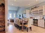 Open Floorplan Dining and Living Room