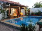 Tropical Oasis - amazing full views: Guesthouse