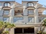 Tuscan Ocean Vista Myrtle Beach Rental with Grill and Terrace