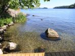 North Lake Joseph, Muskoka Cottage Rental