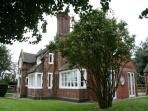 ORGREAVE LODGE, Orgreave, Burton on Trent, Staffordshire