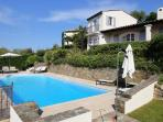 Beautiful holiday house with private pool  overlooking  Saint-Tropez and the ocean - FR-1077191-Sinopolis