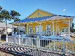 Taste of Paradise - Book Online! Cottage 400 yards from Crystal Beach in Destin! Buy 3 nights or more get 1 FREE thru Feb 2015!