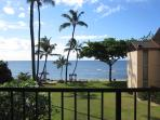 Haleiwa Beachfront Condo with Privacy-Bedroom AC