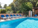 Holiday home in Ibiza for up to 10 people  with private pool and barbecue - ES-1077206-Sant Josep de sa Talaia