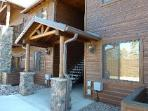 Bison Ridge Condo with Cabin Theme and Spectacular Views