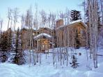 Luxurious Mountain Ski House