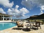 Contemporary 5 Bedroom Villa with View in Anse Marcel