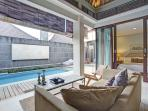 Ikona Villa Seminyak  (2 BR) with Private Pool