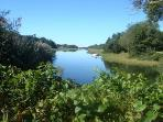 WFALMOUTH on BIKE PATH secluded KAYAKS INCL 121167