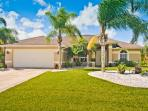Villa Tropical Breeze Cape Coral 3/2 Waterfront