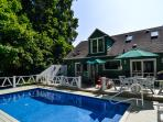 aqua Bliss House **8/15-8/22 $2750** POOL/HOTTUB
