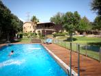 Marvelous country estate in Matadepera, only 20km from Barcelona and beaches!