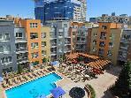 Stay Alfred Downtown with Pool, Patio and BBQ ST2