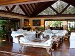 Serene 4 Bedroom Villa with secluded Gazebo in Mustique