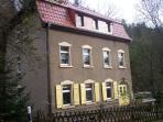 Vacation Apartment in Waldheim, Saxony - 1184 sqft, comfortable, bright, relaxing (# 5002)