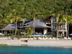 Private 5 Bedroom Villa with Infinity Pool in Mahoe Bay