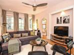 Furnished Myers Park apartment
