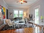 Bright End Unit on Quiet Street In Dilworth