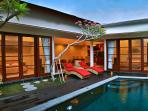 Holiday Benoa Luxury Villa in 100m from the beach