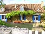 Restored Country Farmhouse with huge Pool & Garden
